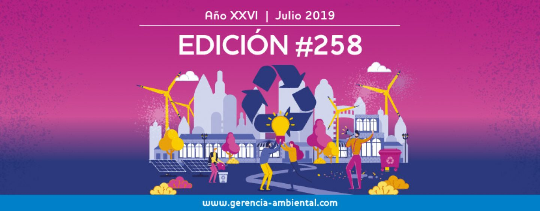 #258 Revista digital Julio 2019