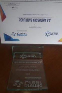 Securitas Argentina recibió el Premio CREAR