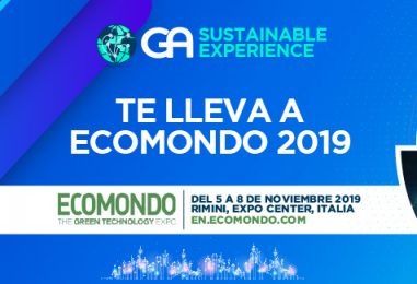 GA Sustainable Experience te lleva a ECOMONDO 2019
