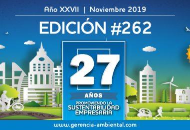 #262 Revista digital Noviembre 2019