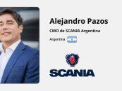Entrevista Alejandro Pazos – Scania Argentina