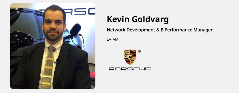 Entrevista Kevin Goldvarg – Porsche