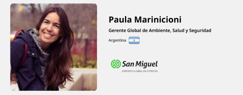 Entrevista Paula Marinicioni – San Miguel