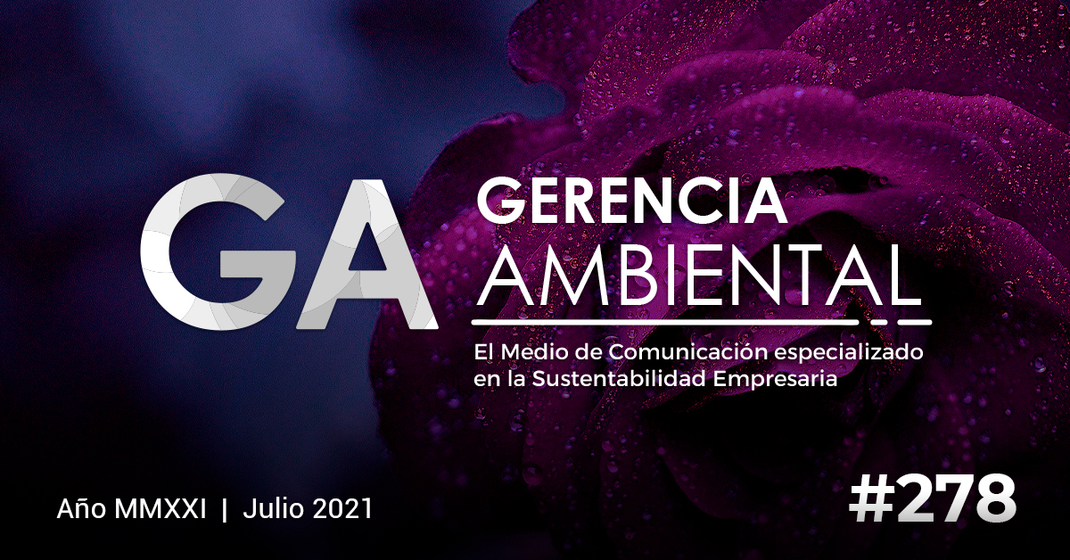 Revista Gerencia Ambiental Julio 2021