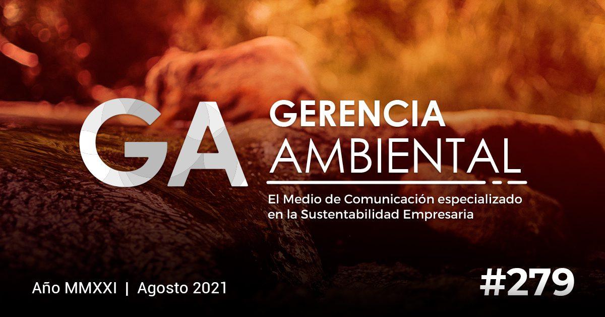 Revista Gerencia Ambiental Agosto 2021